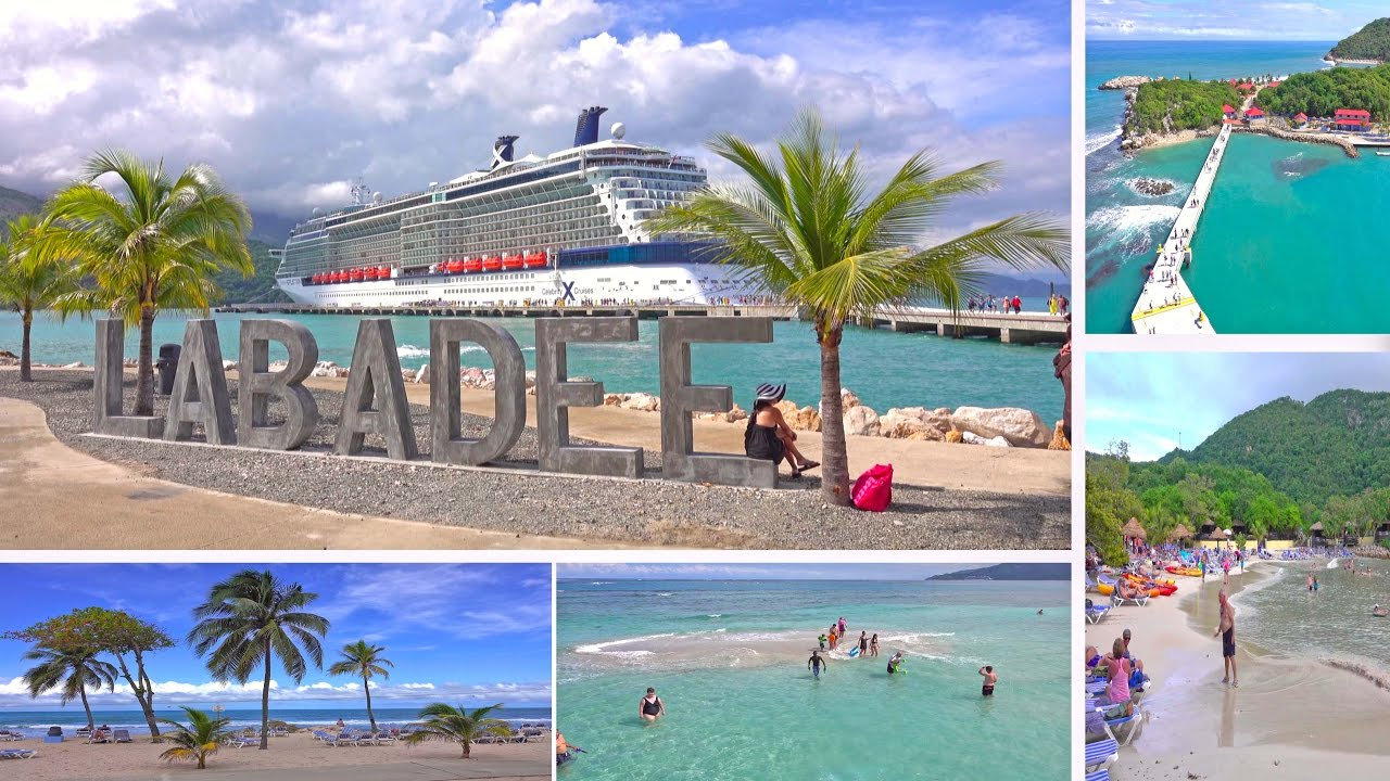 Labadee, Haiti Cruise Port And Sandbar Excursion
